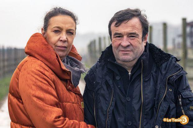 Francine et Patrick Violas