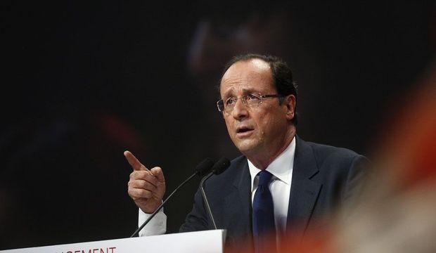 François Hollande Marseille-