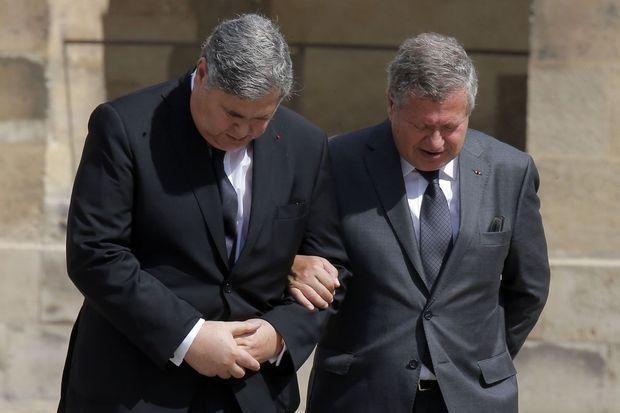 Les frères Jean et Pierre François Veil