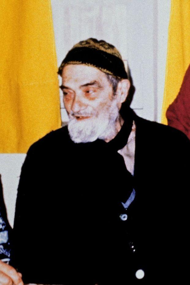 Frère Luc Dochier, médecin, 82 ans, en Algérie depuis 1946.
