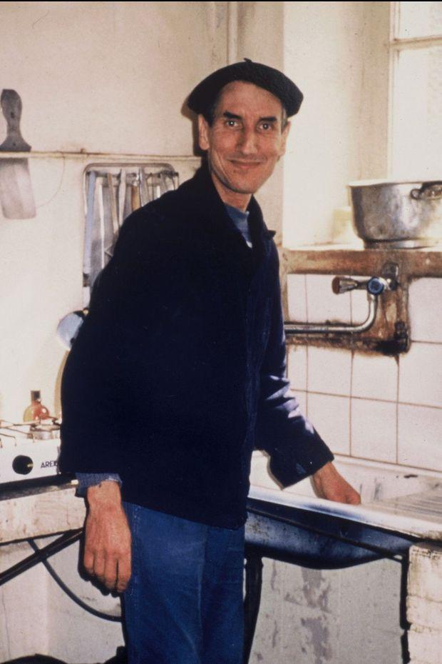 Frère Michel Fleury, 52 ans, préposé à la cuisine, en Algérie depuis 1985.