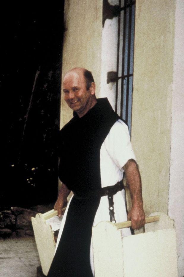 Frère Paul Favre Miville, 57 ans, n'est arrivé en Algérie qu'en 1992.