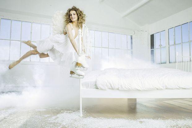 Gabriella sur un nuage : « Je suis d'un optimisme inébranlable, qui pourrait même laisser croire que je me fiche de tout. »