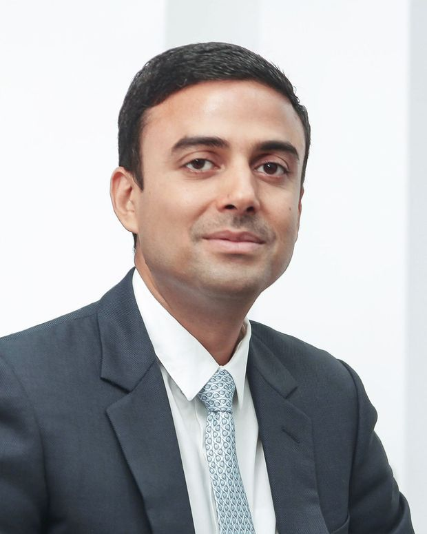 Gagan Gupta, le patron du groupe Arise