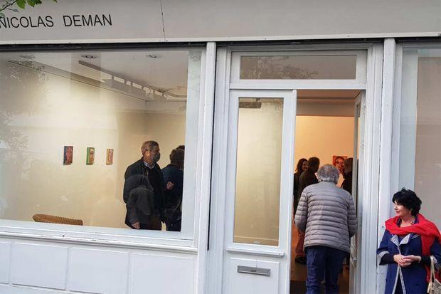 La Galerie Nicolas Deman.