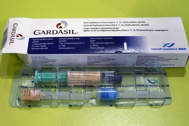 Le Gardasil, le vaccin en question.