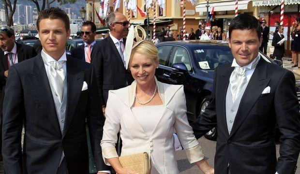 Gareth, Lynette et Sean Wittstock-