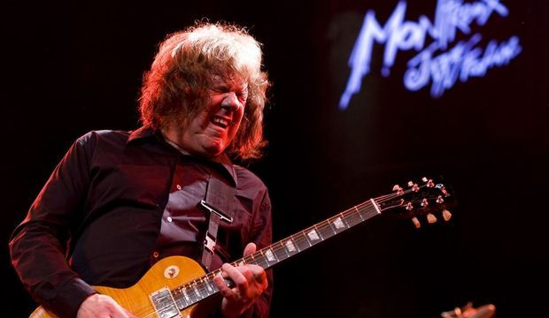 Gary Moore (ex Thin Lizzy)-