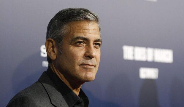 George Clooney-