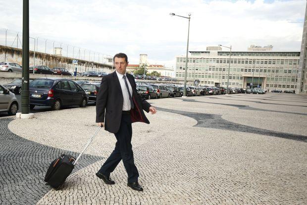 Gerry McCann le 2 octobre dernier, devant le tribunal de Lisbonne.