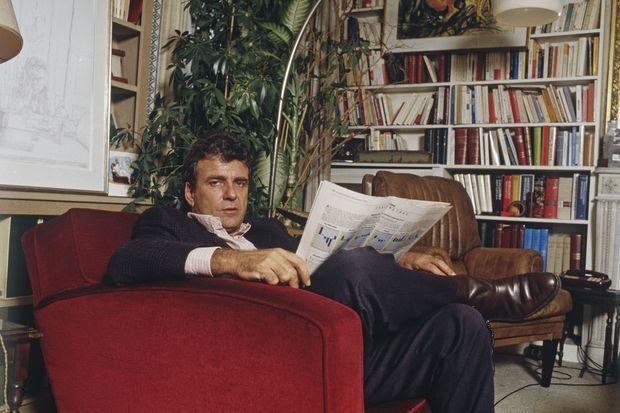 Olivier Duhamel en 1993.