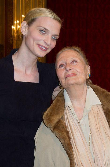 Sarah et Michèle, au temps du bonheur.