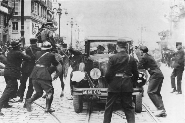 L'assassinat du roi Alexandre Ier de Yougoslavie à Marseille, le 9 octobre 1934