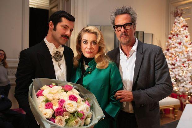 Gherardo Felloni, Catherine Deneuve, Michael Haussmann
