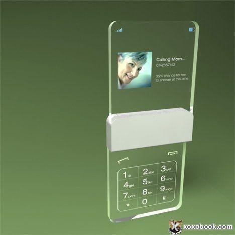 glassy-Glassy-Mobile-Phone-