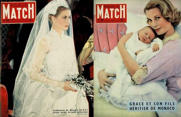 Grace Monaco Couv Match-