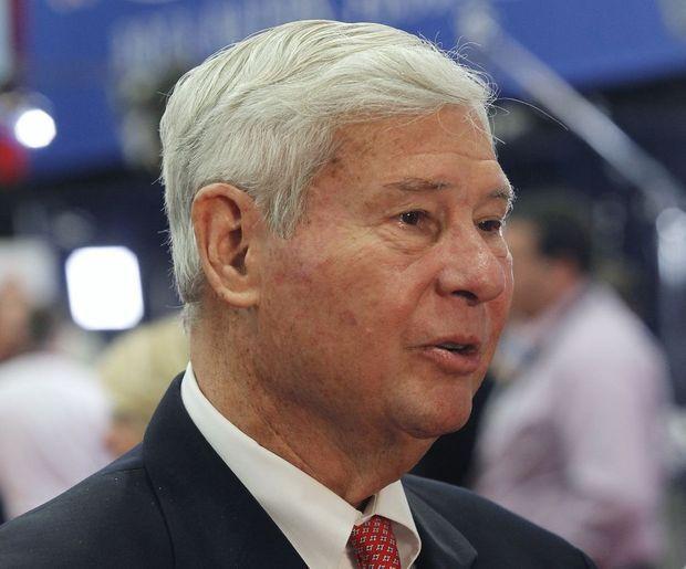 Le sénateur Bob Graham, ancien gouverneur de Floride.