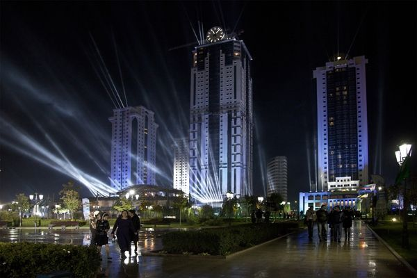 Grozny City-