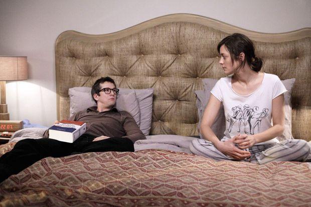 Guillaume Canet et Marion Cotillard, au lit... dans « Rock'n roll », en salle le 22 février.