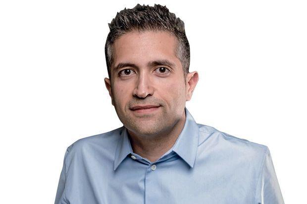 Guive Balooch, vice-président du Tech Incubator de L'Oréal