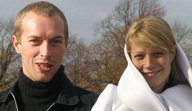 Gwyneth Paltrow et Chris Martin-