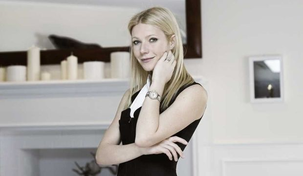 Gwyneth Paltrow pour Baume & Mercier