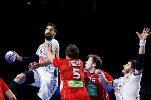 Nikola Karabatic face aux Scandinaves au tour préliminaire