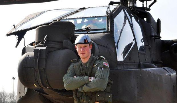 Harry hélicoptère-