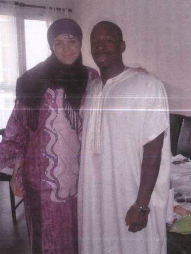 Début 2010, Hayat Boumeddiene et Amedy Coulibaly.