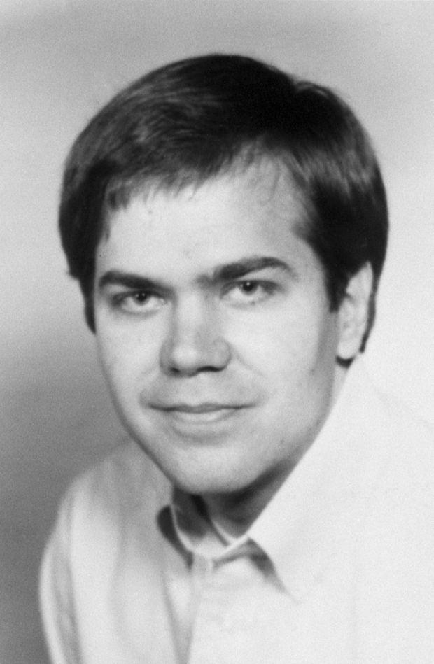 John Hinckley, Jr., photo non datée.