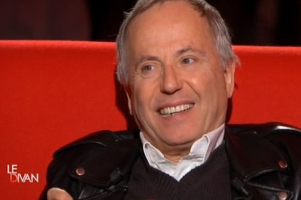 "Fabrice Luchini dans ""Le Divan"" de Marc-Olivier Fogiel ce mardi 3 février"