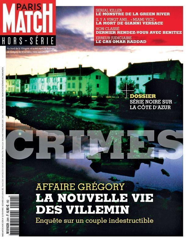 hors-série « crimes »