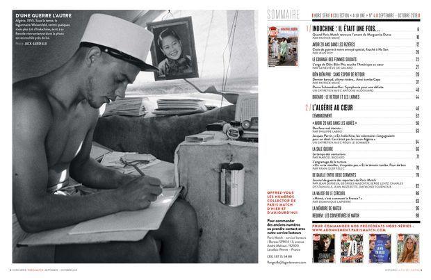 Au sommaire de notre hors-série « Indochine, Algérie : la fin de l'empire », 100 pages de photos et de grands reportages...