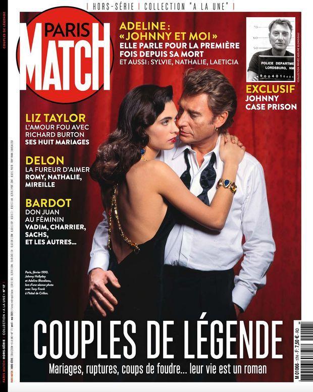 Notre hors-série « Les couples de légende », 100 pages de photos et de reportages exclusifs consacrées aux plus célèbres idylles de stars, en vente à partir du jeudi 1er avril chez votre marchand de journaux...