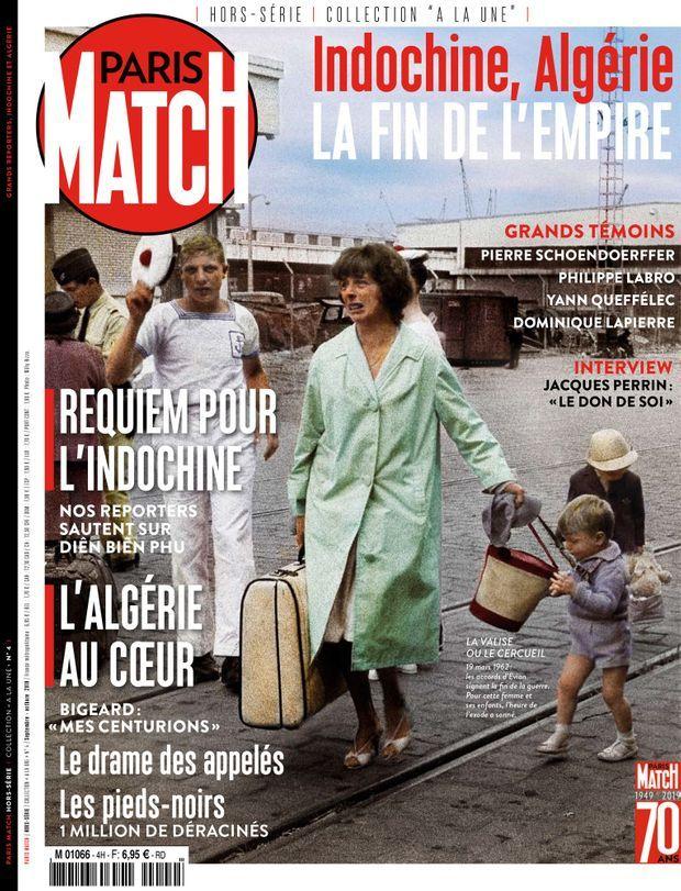 Notre hors-série « Indochine, Algérie : la fin de l'empire », 100 pages de photos et de grands reportages, est en vente à partir du jeudi 29 août chez votre marchand de journaux...