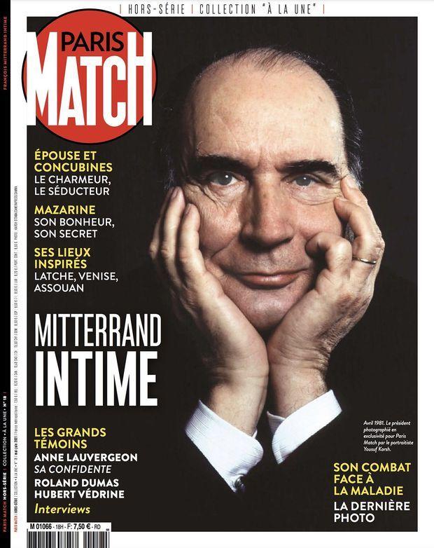 Notre hors-série « Mitterrand intime », 100 pages de photos et de reportages exclusifs consacrées à l'ancien président par ceux qui l'ont connu, en vente à partir du vendredi 14 mai chez votre marchand de journaux...