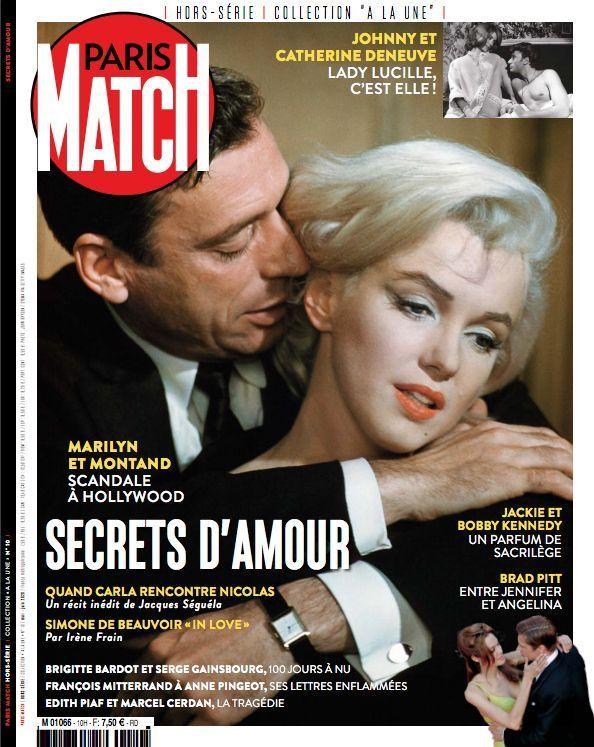 Notre hors-série « Secrets d'amour », 100 pages de photos et de reportages exclusifs consacrées aux romances secrètes des célébrités, en vente à partir du jeudi 14 mai chez votre marchand de journaux...