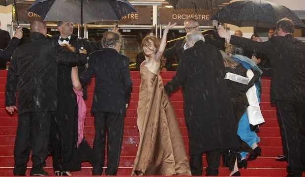 Huppert Cannes-
