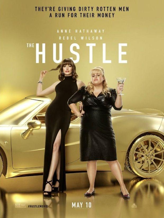 The Hustle au cinéma le 17 juillet prochain
