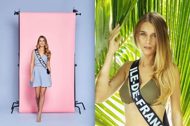 Alice Quérette, Miss Ile-de-France 2019