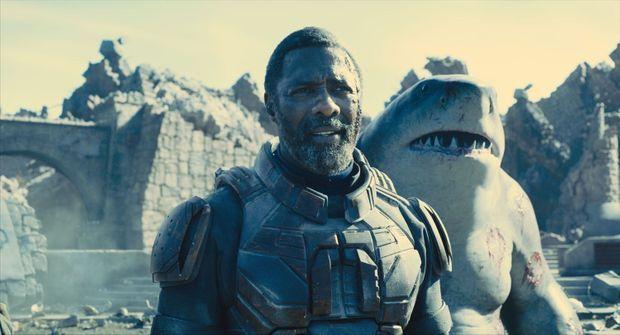 """Idris Elba en Bloodsport dans """"The Suicide Squad"""""""