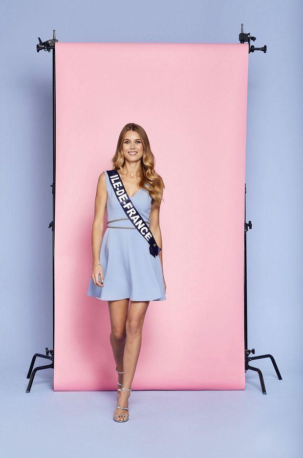 Alice Quérette, Miss Île-de-France 2018
