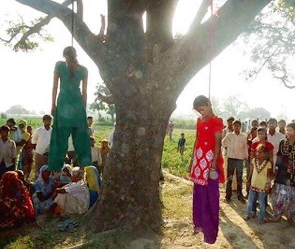 Mercredi 28 mai, dans le nord de l'Inde, des villageois découvrent les corps de deux adolescentes de 14 ans et 15 ans, violées puis pendues à un manguier.