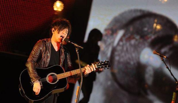 Indochine Victoires de la musique 2011-