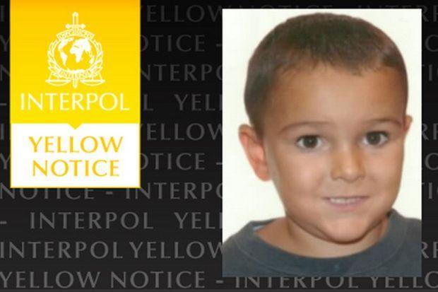 Interpol a lancé une alerte mondiale.