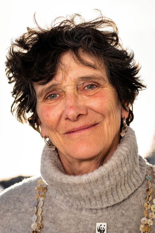 Isabelle Autissier en décembre 2019.