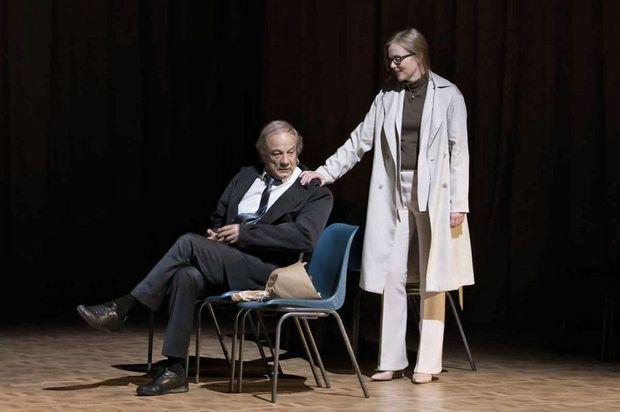 Isabelle Carré et Patrick Chesnais