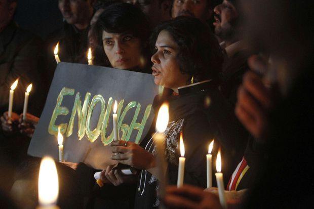Une manifestation a eu lieu à Islamabad.