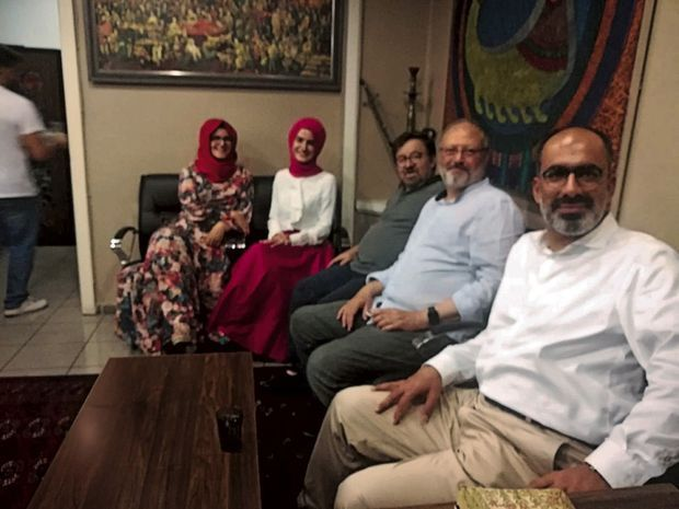 Istanbul, été 2018. Jamal Khashoggi, amateur de musique arabe traditionnelle, aimait en écouter avec ses amis.