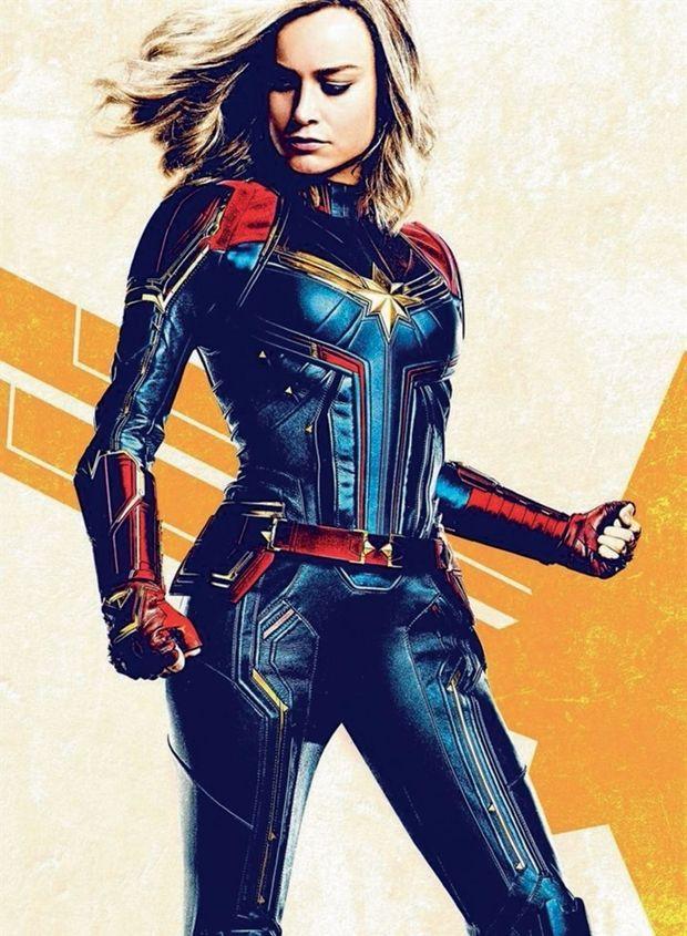 """""""J'ai voulu faire de Captain Marvel un personnage humain"""""""